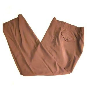 Ermenegildo Zegna button fly pants